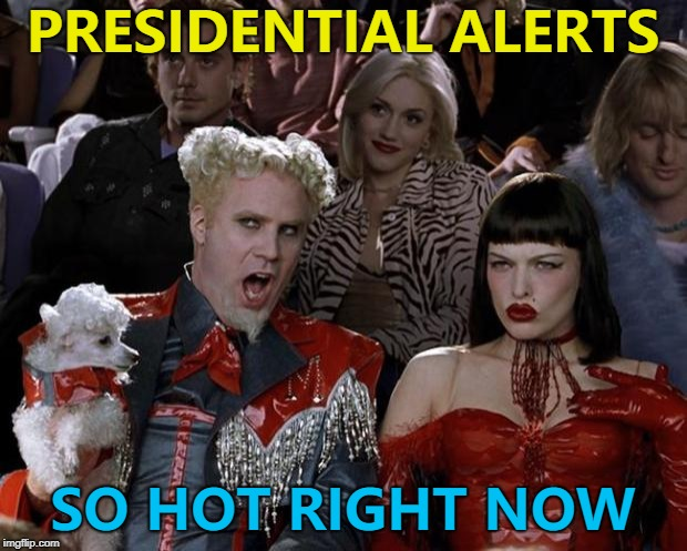 """Who's 'President Al?'"" - 10 Guy :) 
