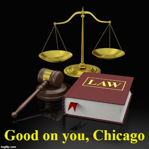 Cop Convicted of Murder...Finally! | Good on you, Chicago | image tagged in cops,police brutality,racial profiling | made w/ Imgflip meme maker