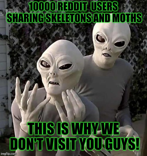 """This Is Why"" Aliens 