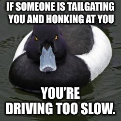 """To """"those"""" drivers who think they did nothing wrong"""