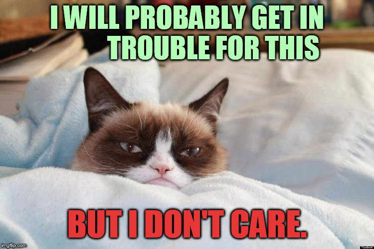 Shunned Again | I WILL PROBABLY GET IN          TROUBLE FOR THIS BUT I DON'T CARE. | image tagged in memes,socrates,don't do it,grumpy cat,weekend,i tried | made w/ Imgflip meme maker