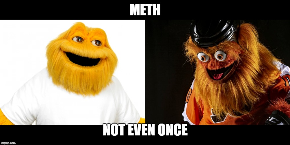 Ever wondered what happened to the Honey Monster?