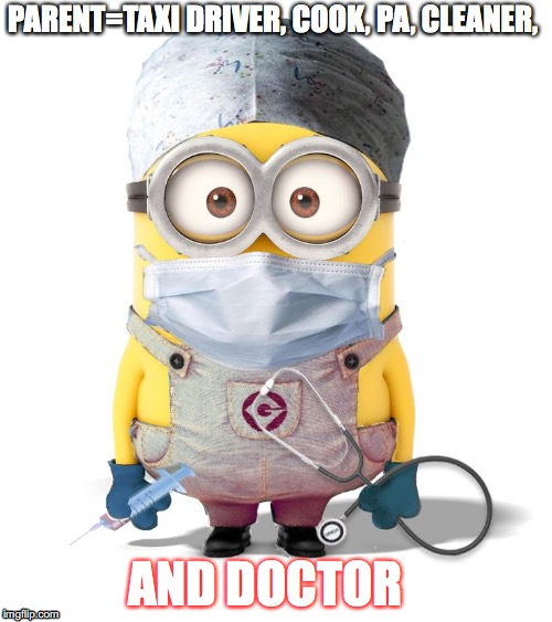 minion doctor