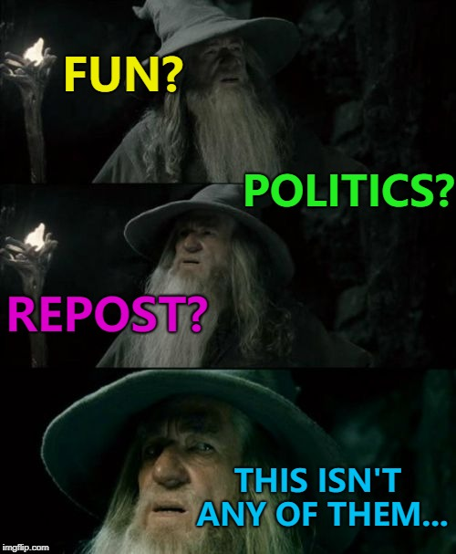 "So all my ""traditional"" Christmas memes will have to go under ""repost""? 