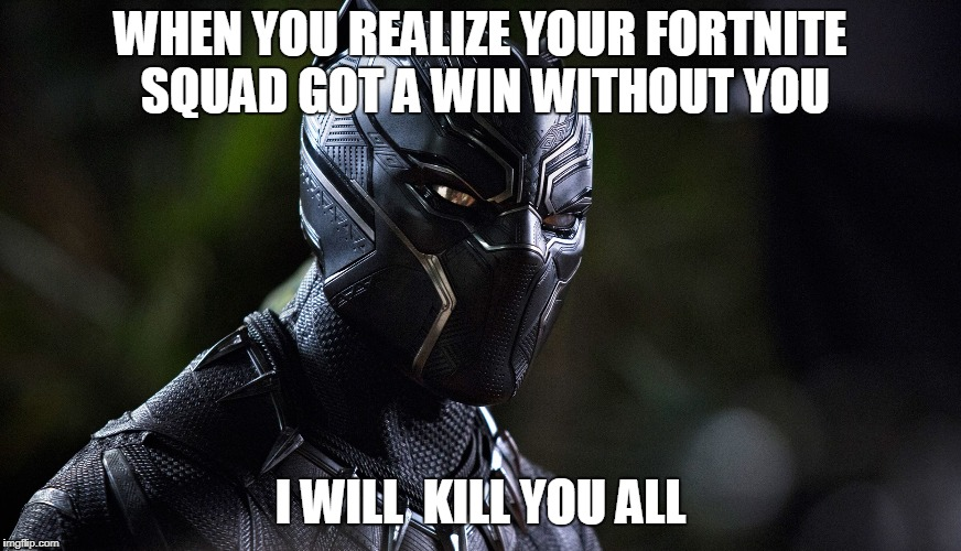 WHEN YOU REALIZE YOUR FORTNITE SQUAD GOT A WIN WITHOUT YOU I WILL  KILL YOU ALL | image tagged in kenneth conley | made w/ Imgflip meme maker