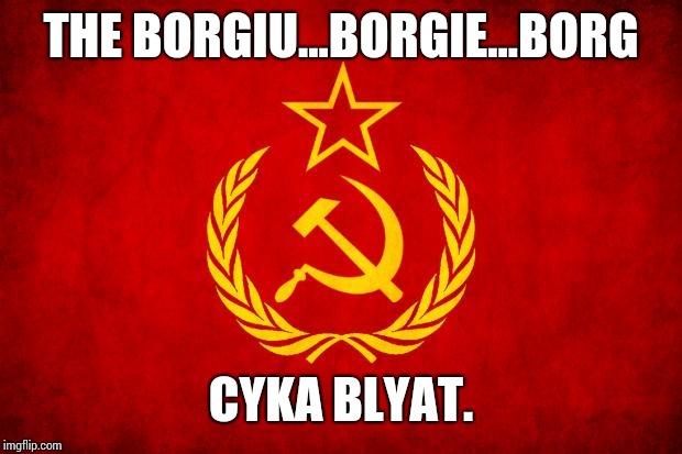in soviet russia imgflip