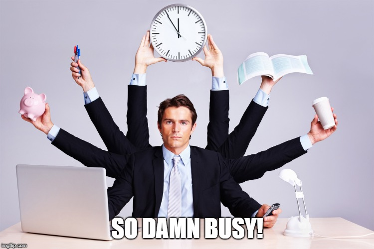working hard |  SO DAMN BUSY! | image tagged in working hard | made w/ Imgflip meme maker