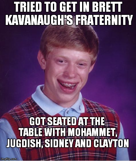 "But, I Already Met These Guys. ""Super, Then You'll Have Lots To Talk About!"" 