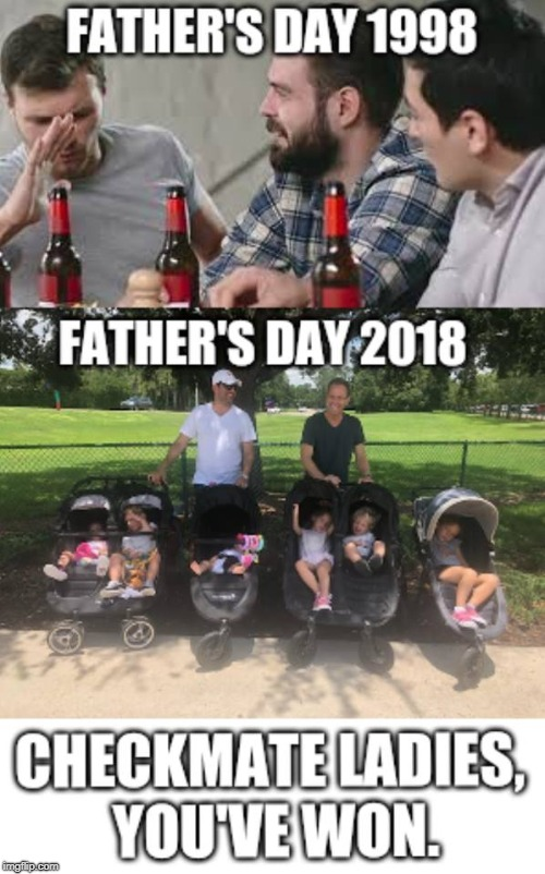 image tagged in fathers day,feminism | made w/ Imgflip meme maker