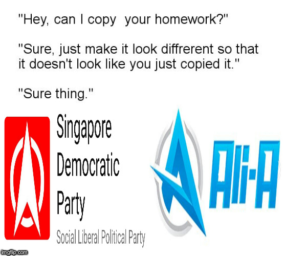 "dun dun dun dun dun dun dun dun dun dun dun | image tagged in ali a,democrats,singapore,""hey can i copy your homework?"" 