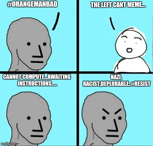 NPC Meme - Imgflip