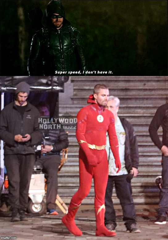 elseworlds crossover Memes & GIFs - Imgflip