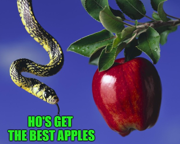 HO'S GET THE BEST APPLES | made w/ Imgflip meme maker