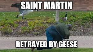 "Saint Martin's Day ""Fun Fact"" 