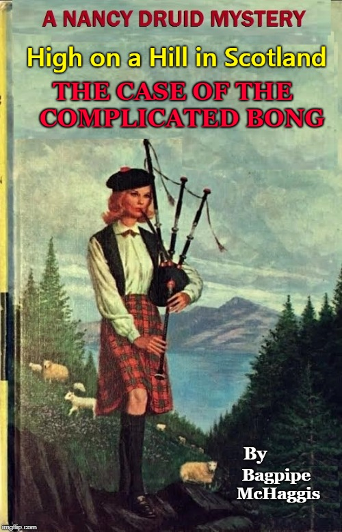 "New Meaning to the term ""Loch Ness Monster"" 