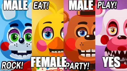 Image tagged in fnaf poster - Imgflip