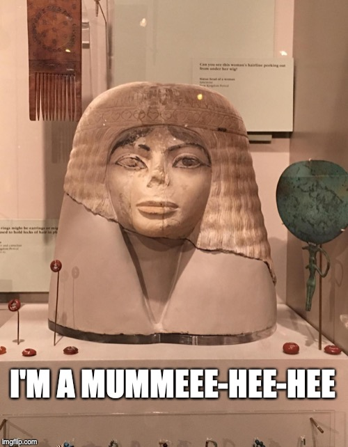 I'M A MUMMEEE-HEE-HEE | image tagged in michael jackson,mummy,halloween | made w/ Imgflip meme maker