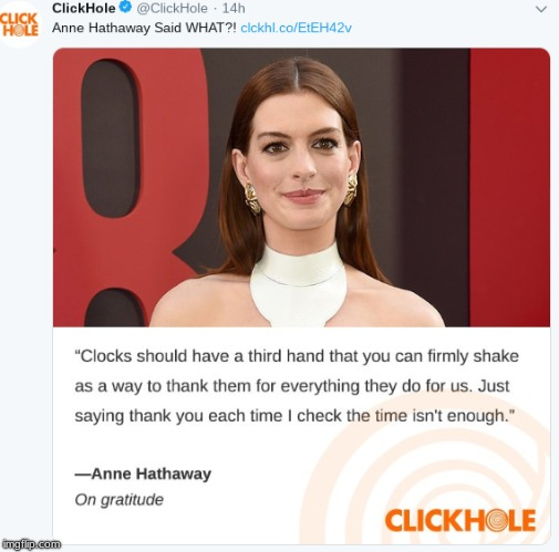 1 has signed. Let's get to 100! | image tagged in anne hathaway,clock,third hand,sign this,help,me | made w/ Imgflip meme maker