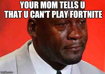 crying michael jordan - Imgflip