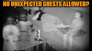 NO UNEXPECTED GUESTS ALLOWED? | made w/ Imgflip meme maker