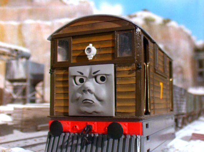 Toby The Tram engine Blank Template - Imgflip