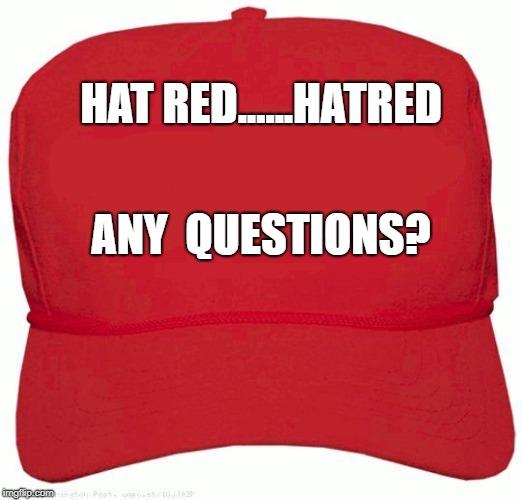 Image result for red hat meme