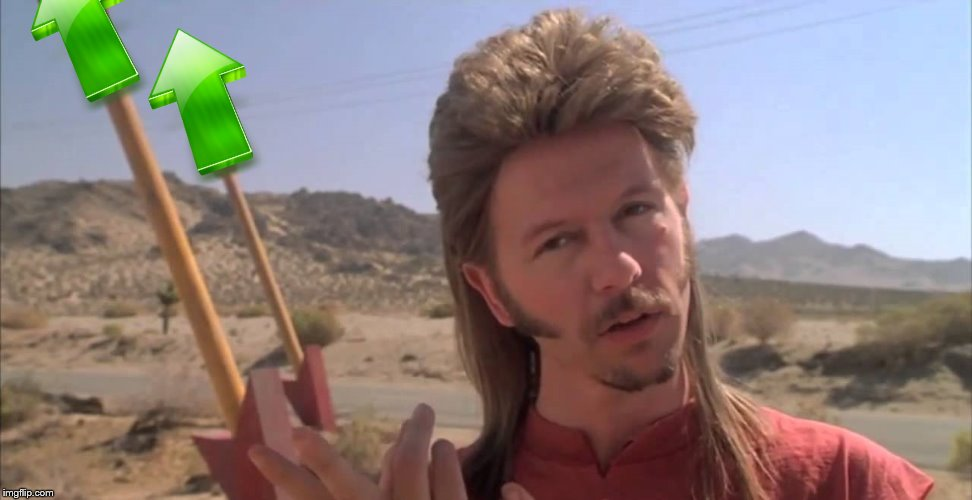 Joe Dirt | image tagged in joe dirt | made w/ Imgflip meme maker
