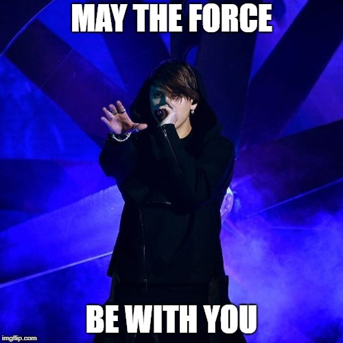 Christopher Velez - May The Force Be With You | MAY THE FORCE BE WITH YOU | image tagged in christopher velez,cnco,cncochristopher,halloween,happy halloween,may the force be with you | made w/ Imgflip meme maker