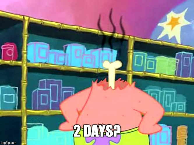 "Patrick ""I Don't Get It"" 
