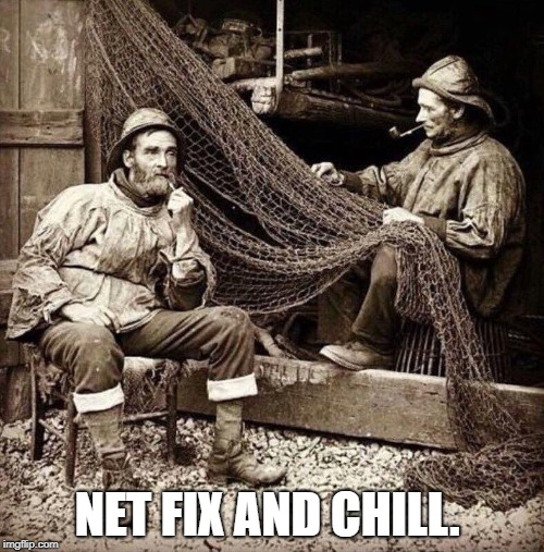 NET FIX AND CHILL. | image tagged in netflix | made w/ Imgflip meme maker