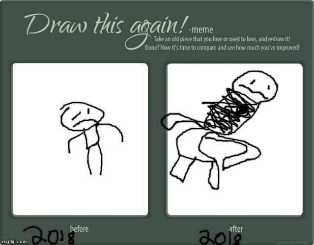Draw This Again Memes Imgflip