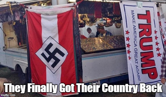 """They Finally Got Their Country Back"" 
