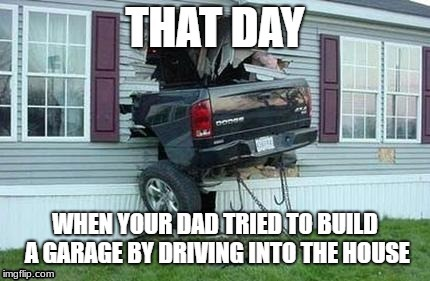 LOL this is just plain out wrong... | image tagged in car crash | made w/ Imgflip meme maker