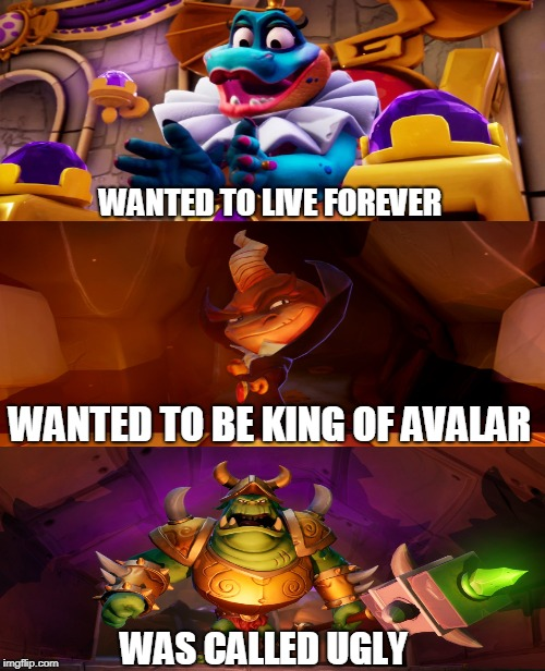 Thought I'd remake an old meme now that I'm able to. | WANTED TO LIVE FOREVER WANTED TO BE KING OF AVALAR WAS CALLED UGLY | image tagged in memes,the rock driving | made w/ Imgflip meme maker