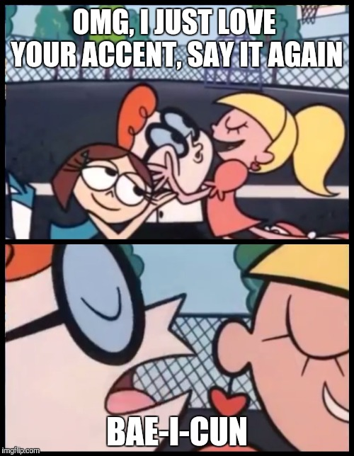 "Try Saying ""Beer Can"" With a Jamaican Accent 