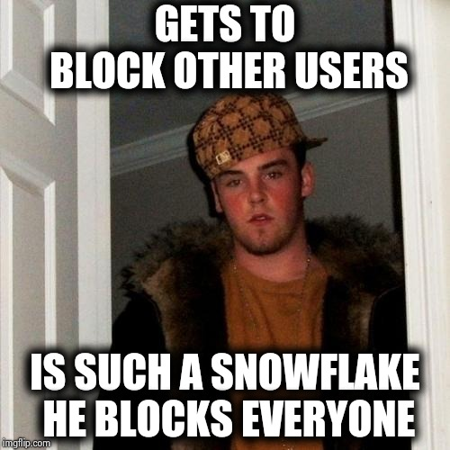 "IMGFLIP we need a ""Snowflake"" section 