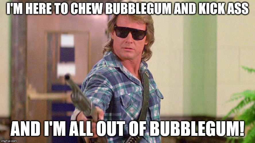 Roddy Piper - They Live - Imgflip