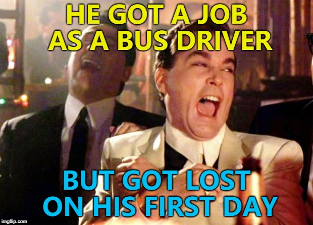 """Bus Driver"" - Martin Scorsese's unsuccessful follow up to ""Taxi Driver"" :) 