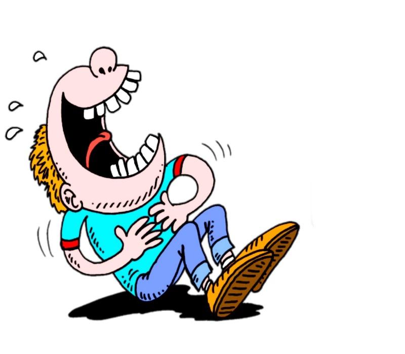 Картинка смеющийся человечек