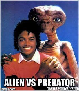 image tagged in alien vs predator | made w/ Imgflip meme maker