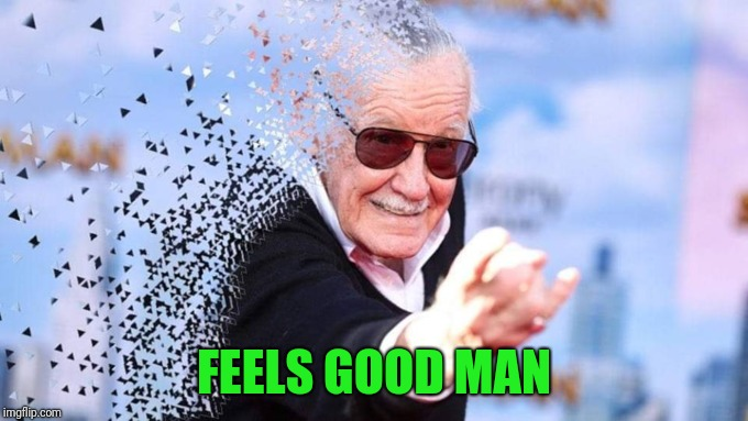 FEELS GOOD MAN | made w/ Imgflip meme maker