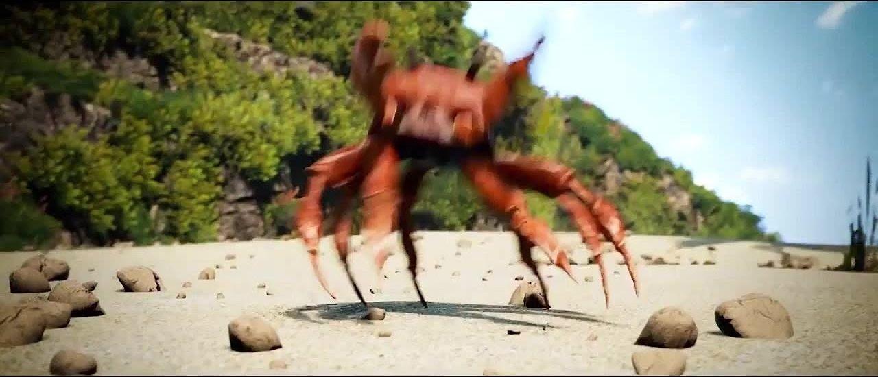 Crab rave generator
