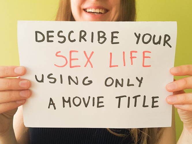 Describe your sex life using only a movie title | . | image tagged in movie title,sex life,men and women,difference between men and women | made w/ Imgflip meme maker