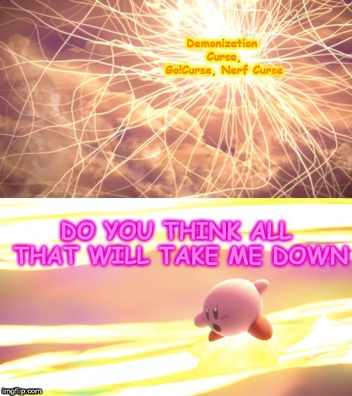 SSBU Kirby - Imgflip