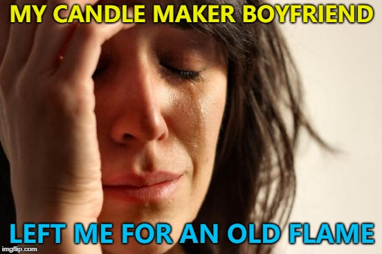 "A candle maker is called a ""Chandler"" - I found that out on Bing... :) 
