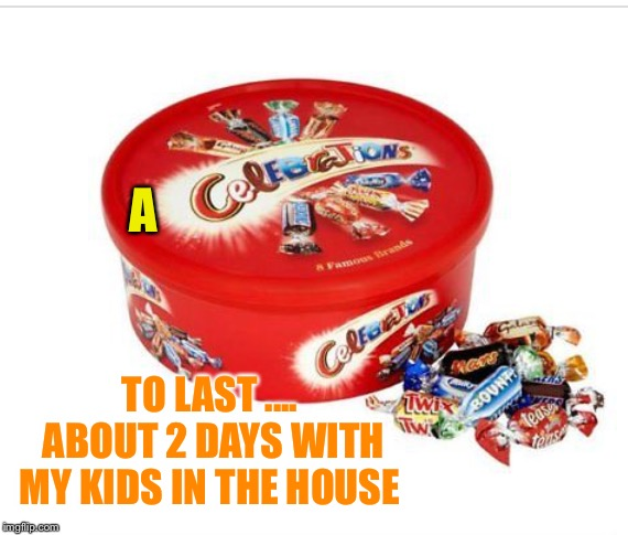 A TO LAST .... ABOUT 2 DAYS WITH MY KIDS IN THE HOUSE | made w/ Imgflip meme maker