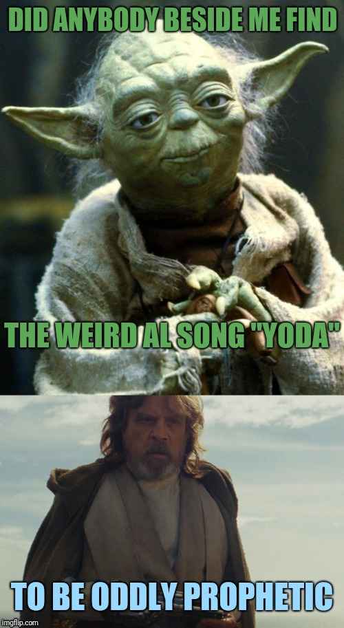 "Should we be calling him ""Alstrodamus""? 