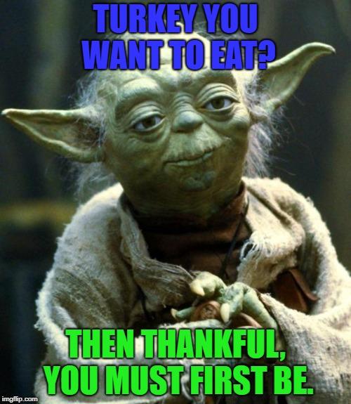 A Star Wars Thanksgiving - Imgflip