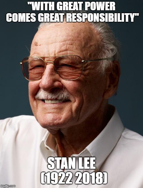 Stan Lee - Imgflip