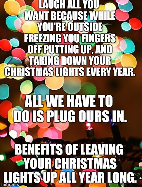 Redneck Christmas Lights.Redneck Christmas Lights Imgflip